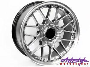 "17"" Ex Tex01 4/100 & 4/114 BKMF Alloy Wheels-0"