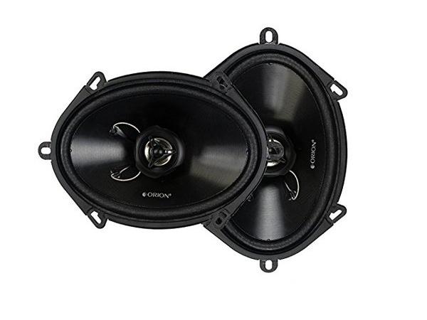 Orion ZTC-570 5×7″ 350w Speakers