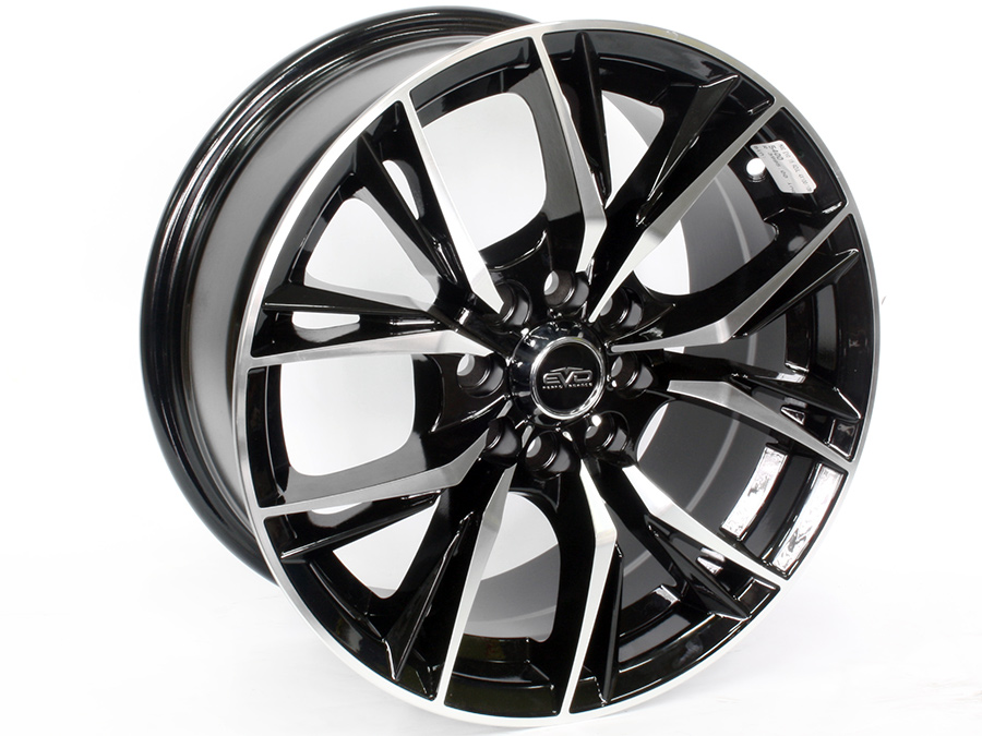 15″ Evo Azul-5400 4/100 & 4/108 Alloy Wheels