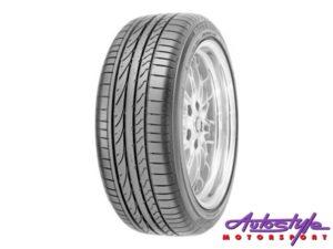 "255-35-18"" Bridgestone Potenza 050 Runflat Tyres-0"