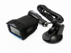 Vehicle Dashcam with Radar Detector-0