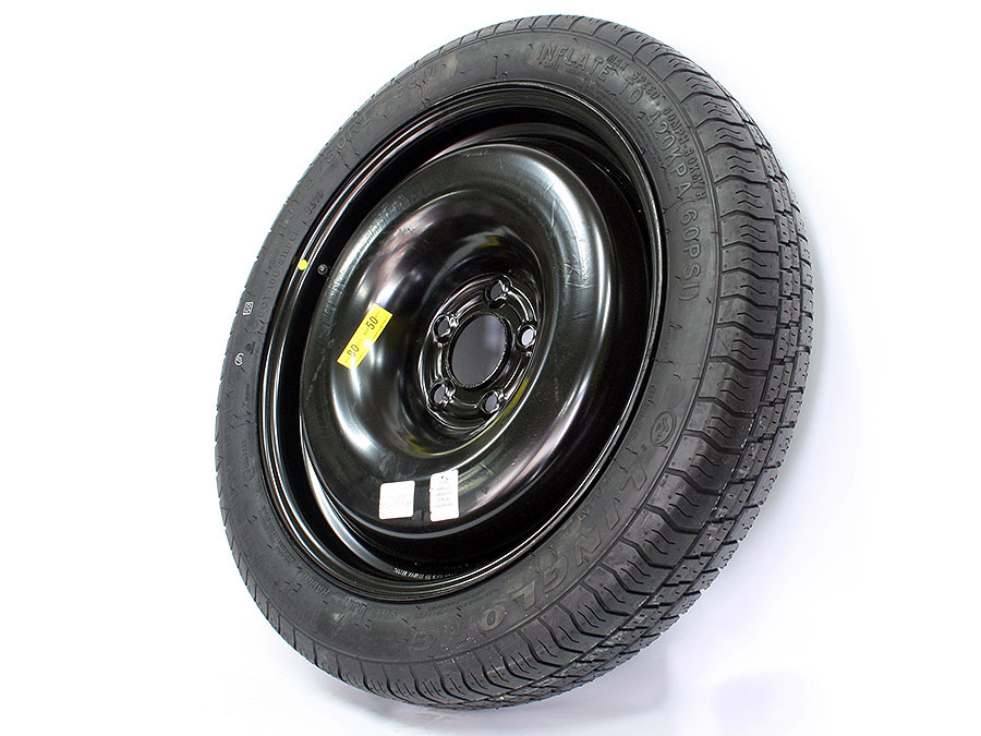 17″ Space Saving Steel Spare Wheel (Mercedes)