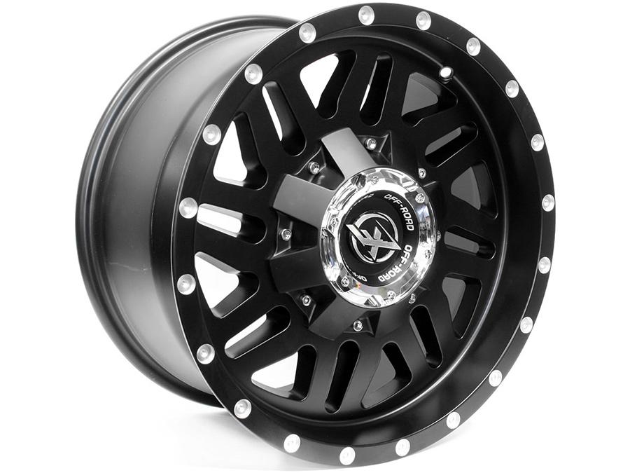 17″ Evo MOD 6/139 Alloy Wheels