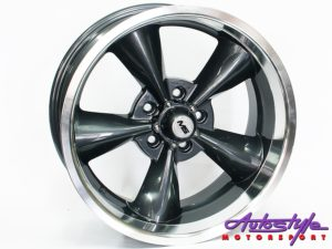 "20"" 5150 5/114 Grey Alloy wheels-0"