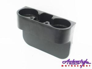 Universal Side Pocket & Cup Holder-0