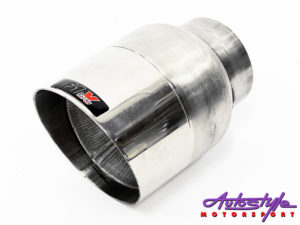 F1X Hamilton 90mm Tail Pipe-0