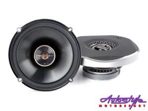 "Infinity REF-6522IX 6.5"" 180w Coaxial Speakers-0"