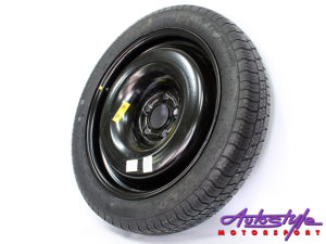 "17"" Space Saving Steel Spare Wheel (Mercedes)-0"