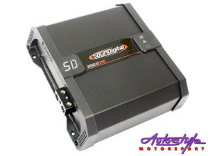 SounDigital SD3000.1D 3000rms 1ohm Amplifier-0