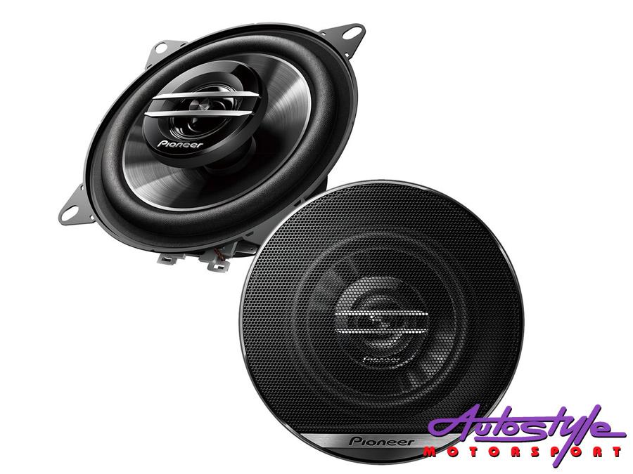 """Pioneer TS-TS-G1020F 4"""" 210w 2way Speakers-0"""