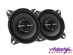 "Sony XS-GTF1039 4"" 210w 3way Speakers-0"
