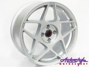 """17"""" BK940 HRE 4/100 Alloy Wheels-0"""