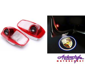Door Puddle Light for Porsche Boxster/Cayman/Cayenne/Macan-0