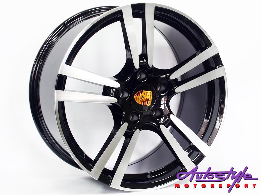 20″ Evo Turbo-S 5/130 Alloy Wheels
