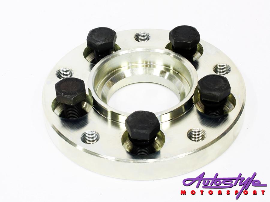 Wheel Adapter 5/112 to 5/130 14×1.5 bolt, 20mm
