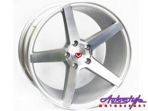 "18"" MG 218 5/112 Silver Wheels-0"
