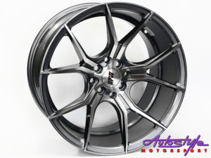 "17"" HPW 4/100 Alloy Wheels-0"