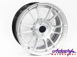 """16"""" QZ Racing 4/100 pcd Alloy Wheels-0"""