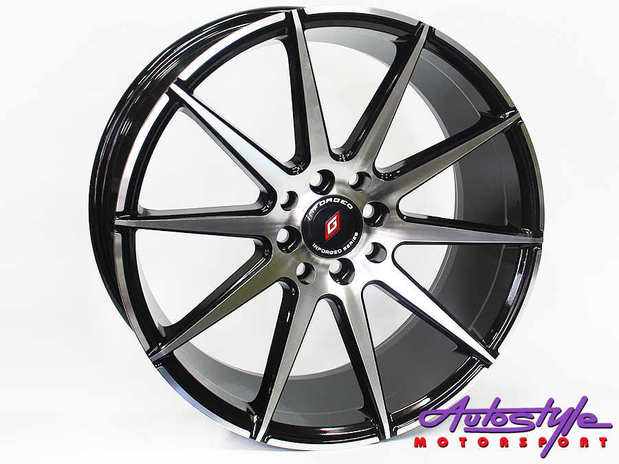 "17"" ST Trident 4/100 & 4/114 BKMF Alloy Wheels-0"