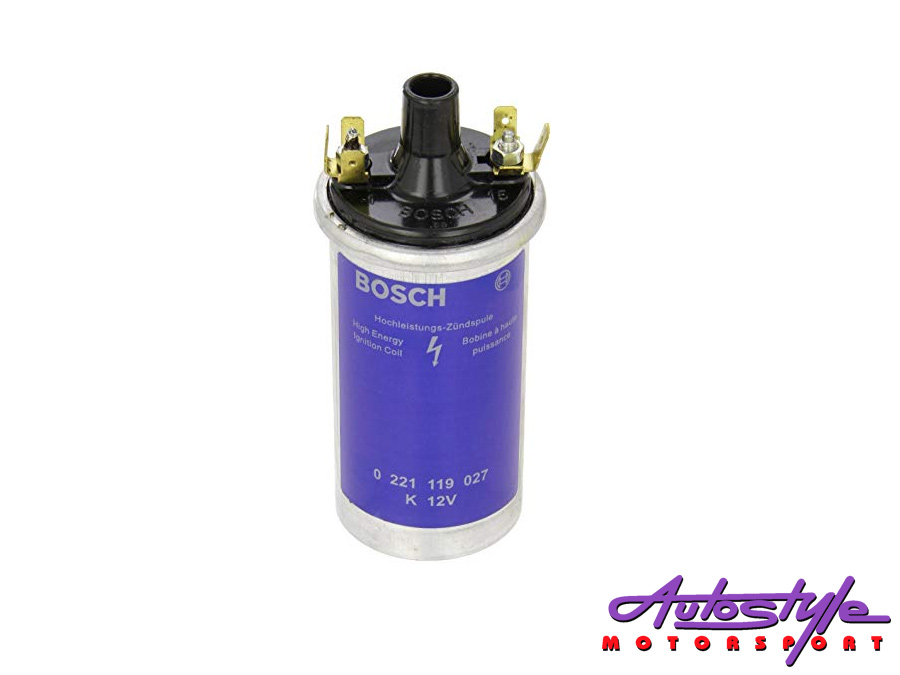 Bosch Blue 12v Ignition Coil