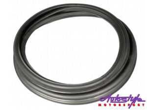 VW Beetle 58-64 Rear Window Seal with groove-0