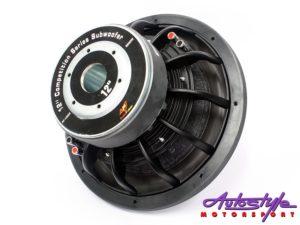 """AudioFusion AF-122D2 12"""" 8800w DVC Dual 2ohm Subwoofer-30801"""