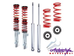 JOM Red Line Coilover Suspension Kit for VW Polo 6R Vivo-0