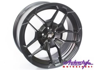 "17"" Axe Orbit 5/100 MB Alloy Wheels-0"