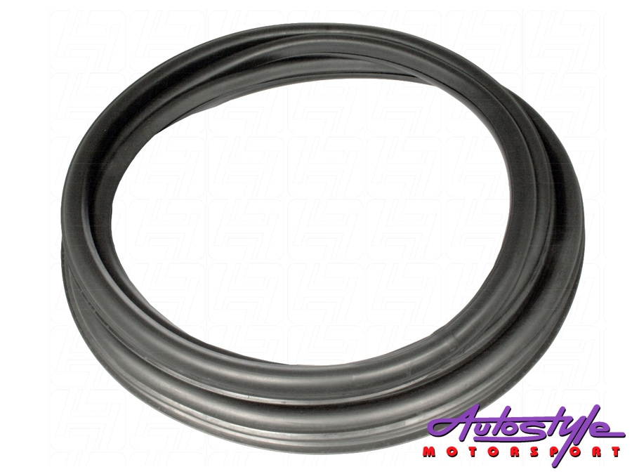 VW Beetle 65-79 Rubber Rear Side with Groove (LHS)
