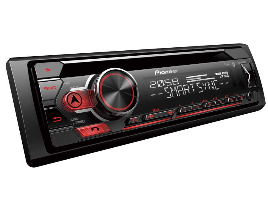 Pioneer DEH-S410BT Mp3 Cd/Radio with USB