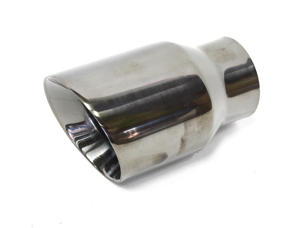 F1X Montoya 90mm Gunmetal Chrome Tailpipe