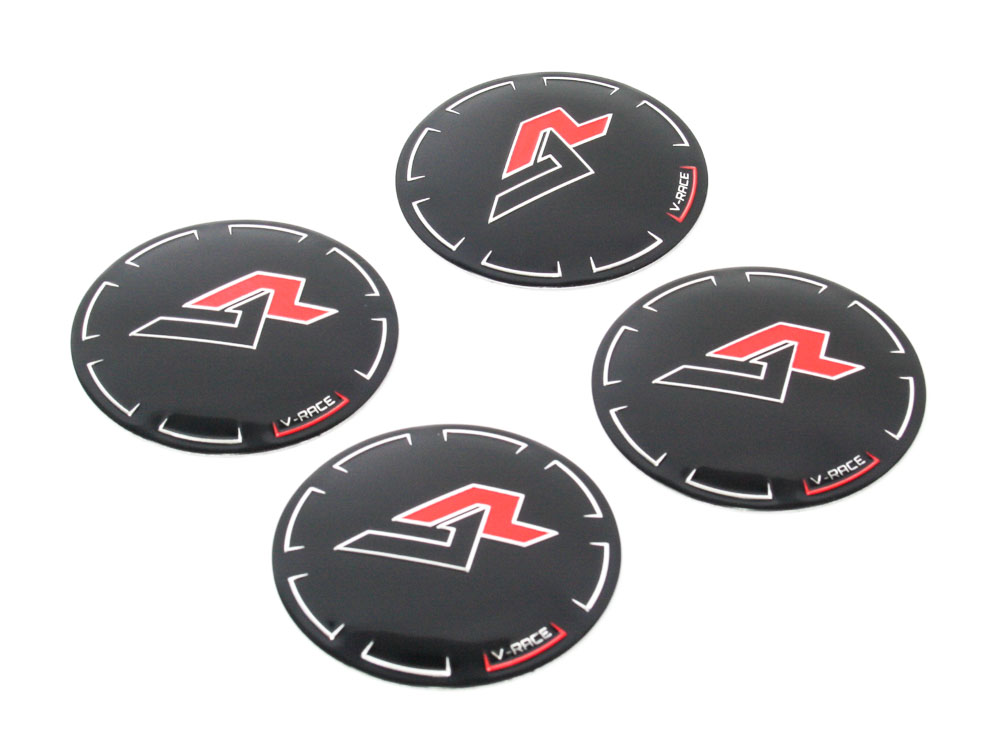 ST Black Magwheel Decals