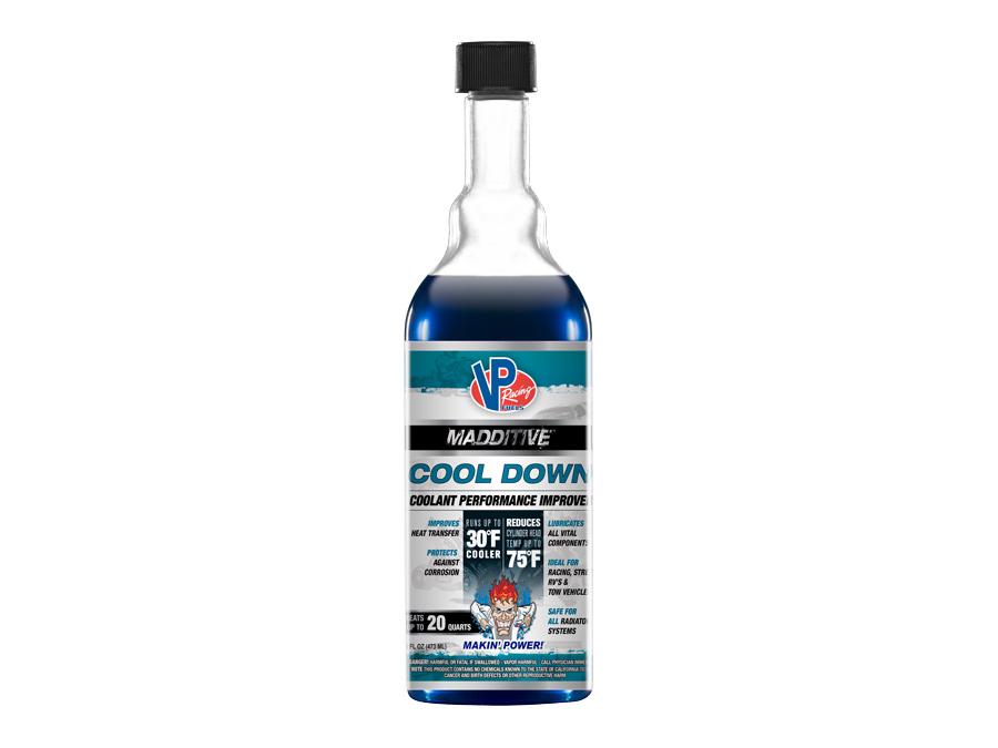VP RacingM Cool Down