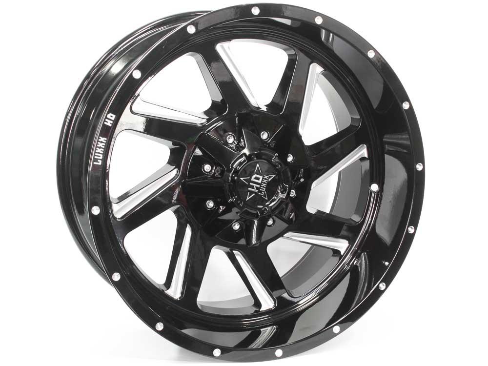 20″ R-Line 1830 6/135 & 6/139 BLK Alloy Wheels