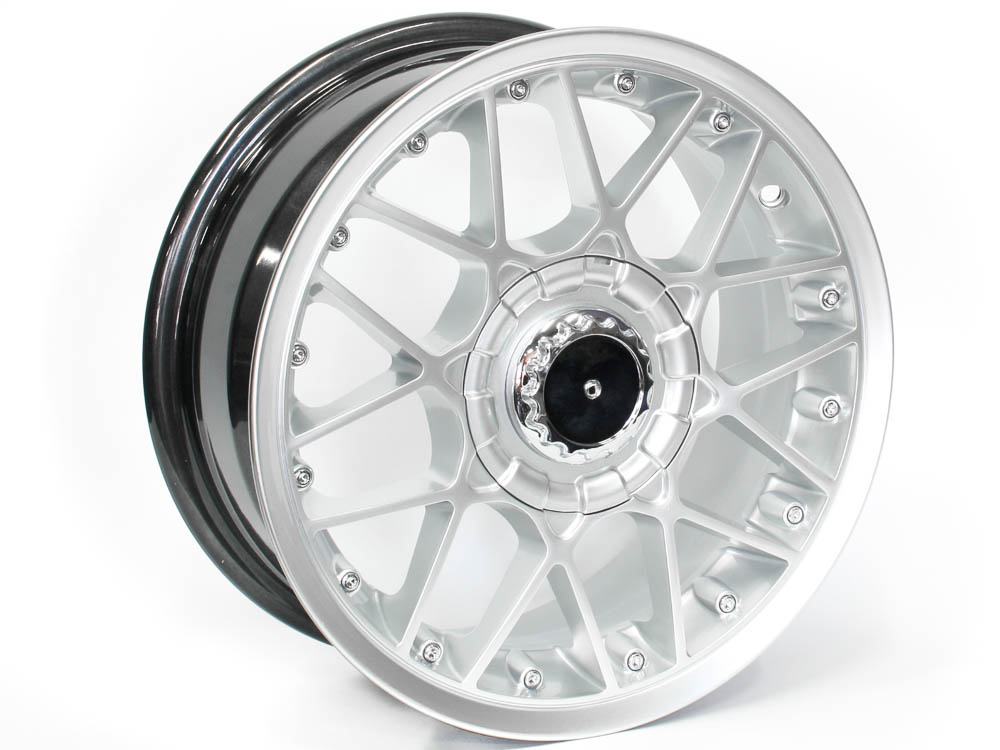 14″ QS 1059 4/100 & 4/108 HS Alloy Wheels