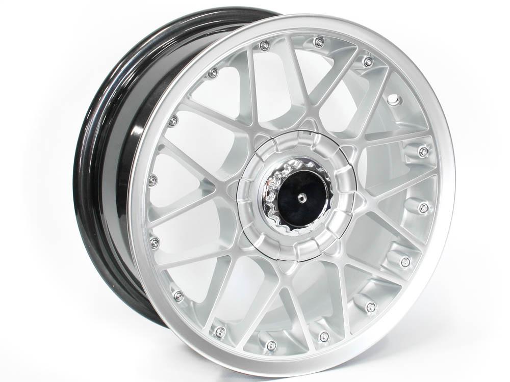 14″ QS 1059 4/100 & 4/108 HS Alloy Wheels