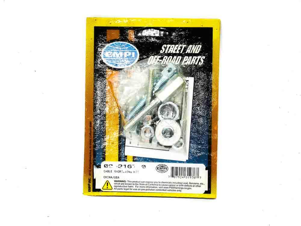 Cable Shortening Kit