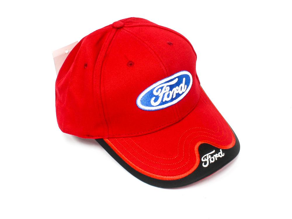Ford Baseball Cap (Red)