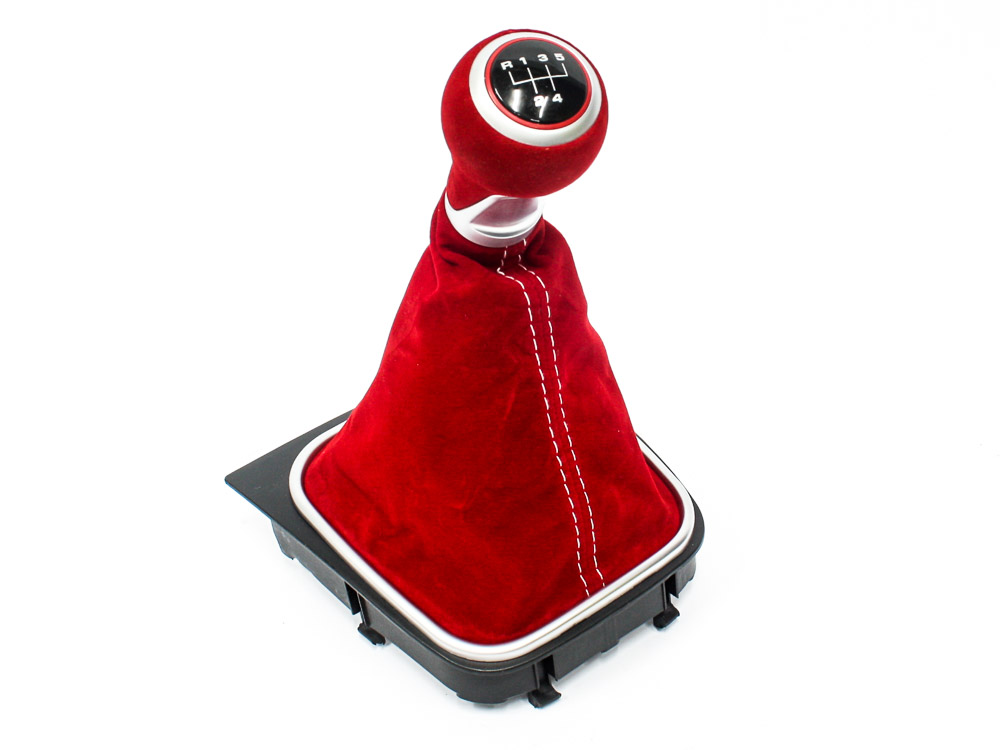 VW Golf Mk4 5speed Gearshift (red)