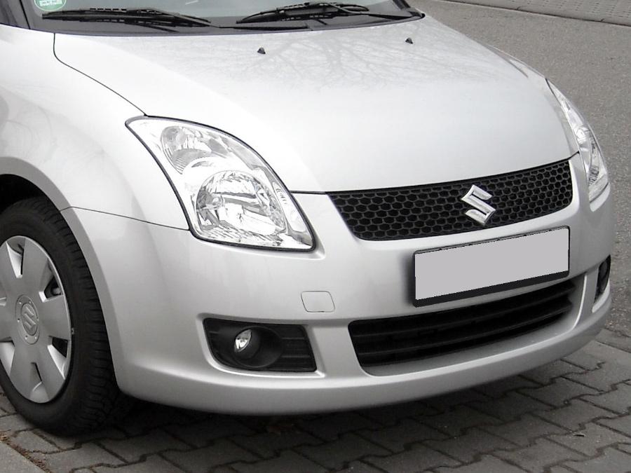 Suzuki Swift 2008-2010 Replacement Front Bumper