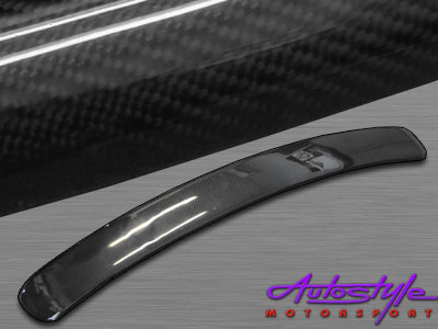 Suitable for E36 2door Carbon Fibre Roofspoiler