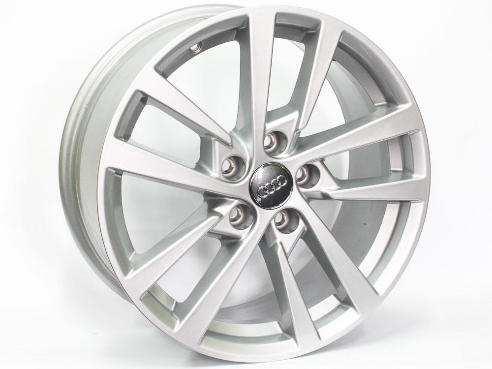 17″ Audi 5/112 OEM Wheel