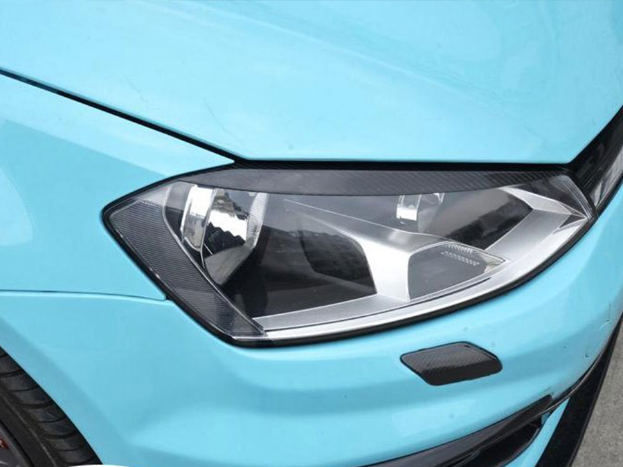 VW Golf Mk7 Carbon Fibre Eyelids
