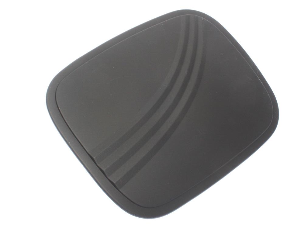 Toyota Hilux 2015 Matt Black Fuel Flap Cover