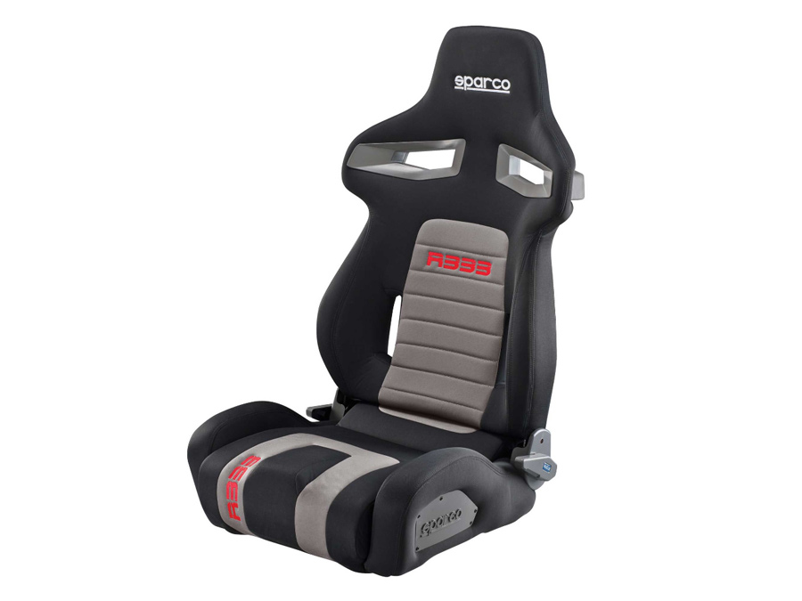 Sparco Reclinable Forza R333 Racing Seats (pair)