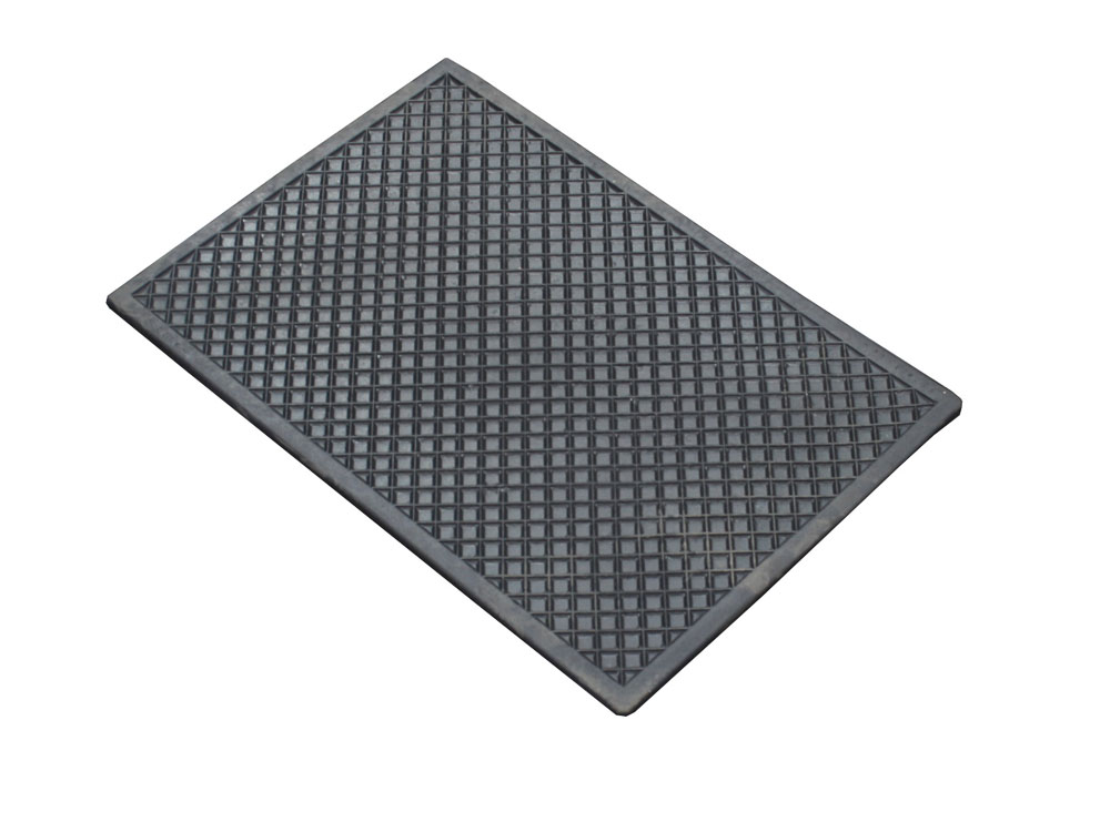 Universal Rubber Floor Mats (39x60cm)