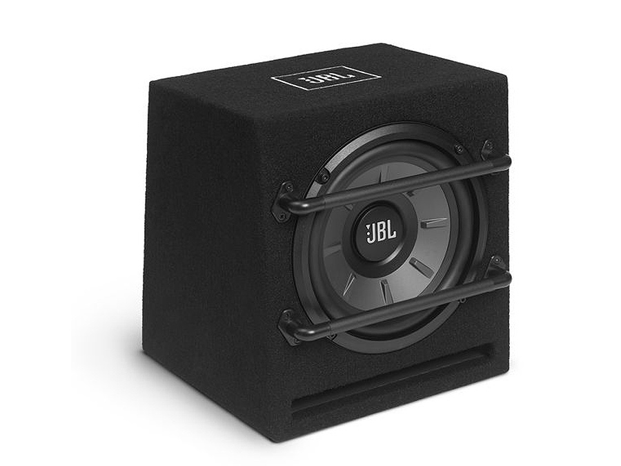 JBL Stage Series 8″ Subwoofer, Amp & Box Combo