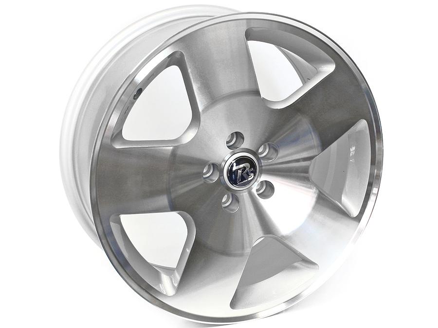 17″ TT Phat5 Oem Look 5/100 Alloy Wheels