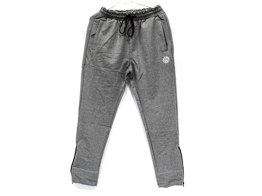 VW Gti Activewear Track Pants - Grey (Medium)