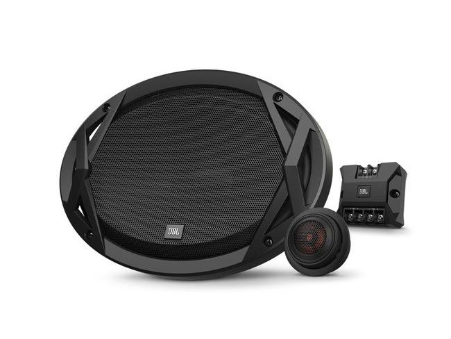JBL CLUB 9600C 270w 6×9″ Speaker Split System